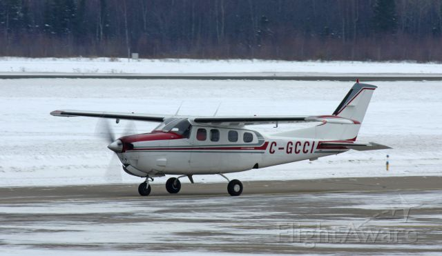 Cessna P210 Pressurized Centurion (C-GCCI)