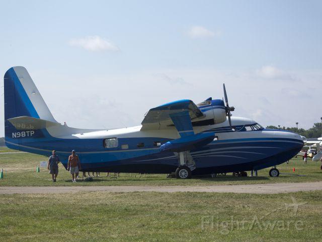 Grumman HU-16 Albatross (N98TP) - Oshkosh 2013!