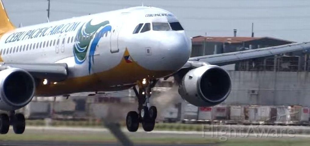 Airbus A319 (RP-C3196)