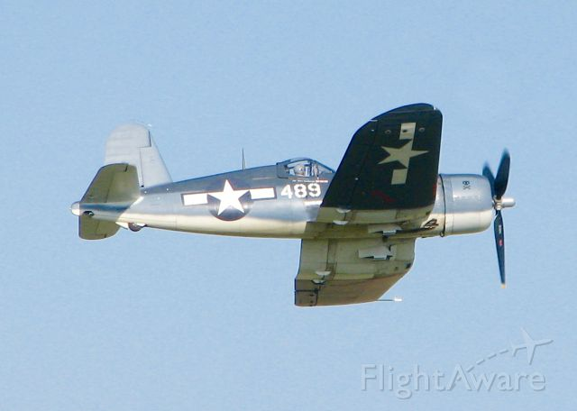 VOUGHT-SIKORSKY V-166 Corsair (N209TW) - At AirVenture.