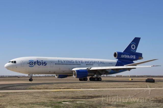 McDonnell Douglas DC-10 (N330AU) - KAFW 26JAN21.