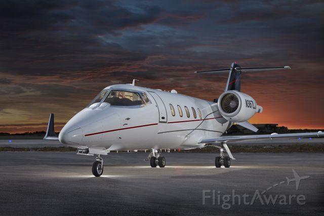 Learjet 60 (HPJ367)