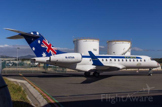 Bombardier Global Express (M-ATAR)