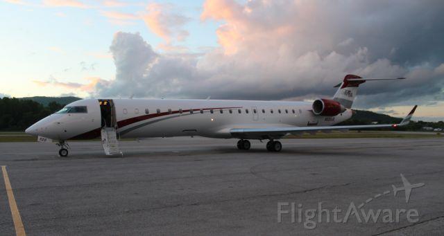 Canadair Regional Jet CRJ-700 (N520JG) - Joe Gibbs Racing