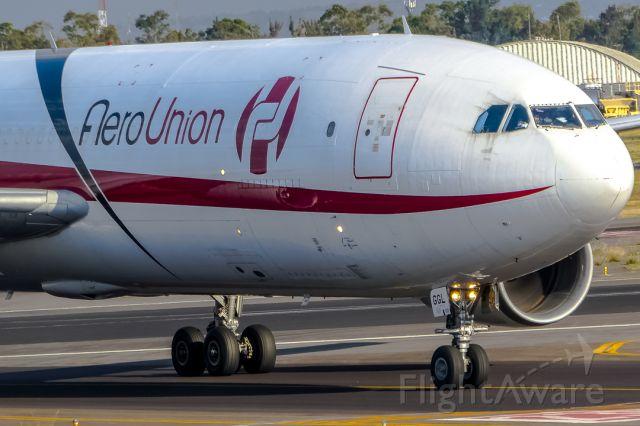 Airbus A300F4-600 (XA-GGL)