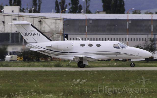 Cessna Citation Mustang (N101FU)