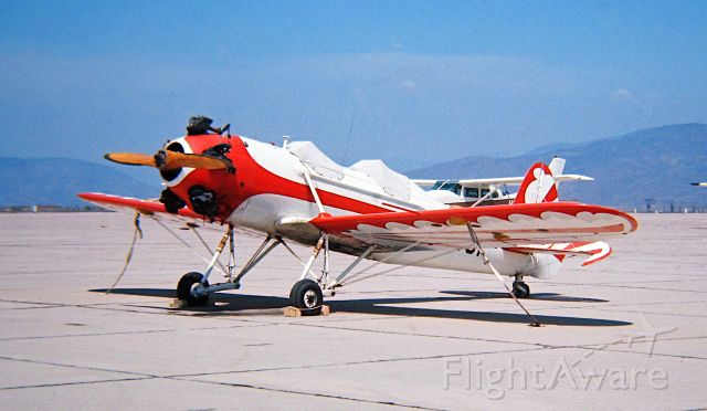 RYAN ST-3KR Recruit — - PT-22 Brown Field 1967. I proped one of these once and nearly killed myself slipping in some wet grass.