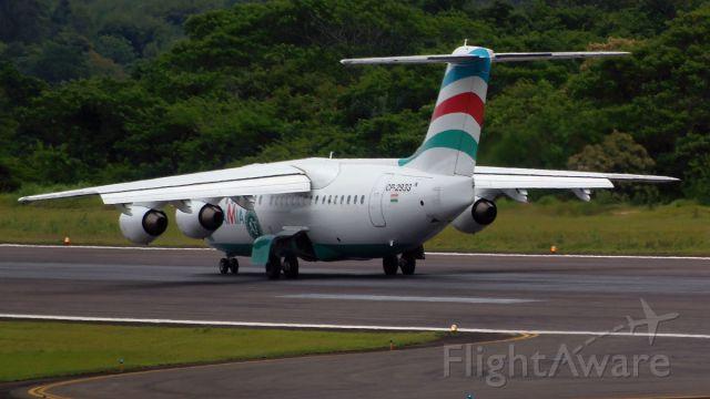 Avro Avroliner (RJ-85) (CP-2933)
