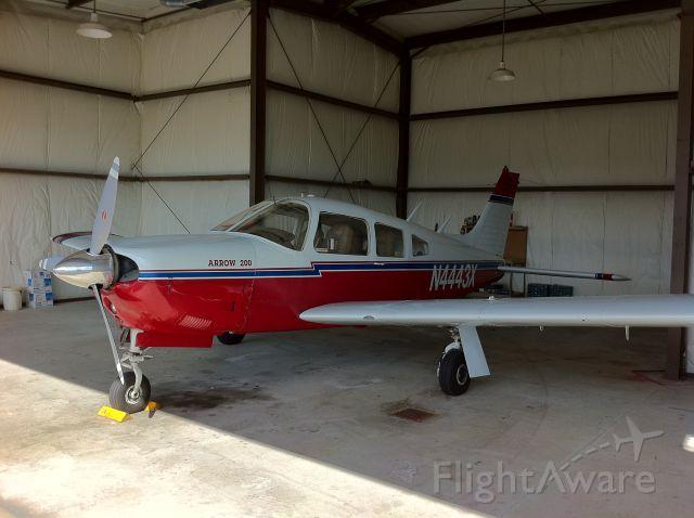 Piper Cherokee Arrow (N4443X)