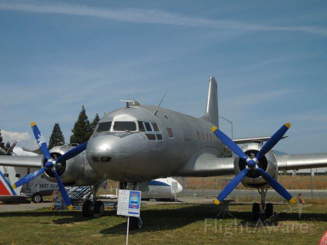 VEB Il-14 (N606RR)
