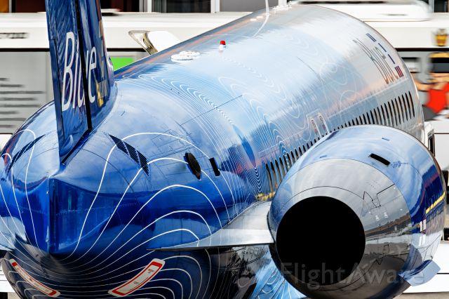 Boeing 717-200 (OH-BLJ)
