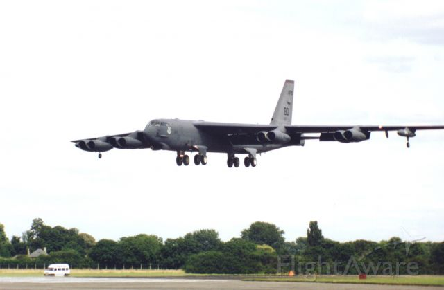 Boeing B-52 Stratofortress (61-0029) - 1998   The Royal International Air Tattoo