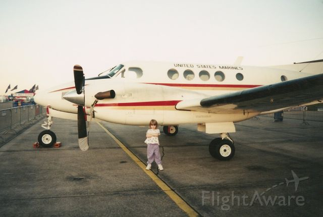N306 — - Thats my Daughter Angelica with C-12 318 at NAS New Orleans.