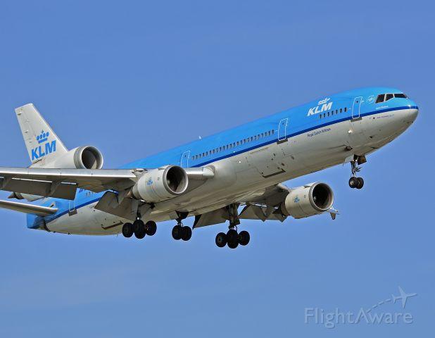 Boeing MD-11 (PH-KCH)