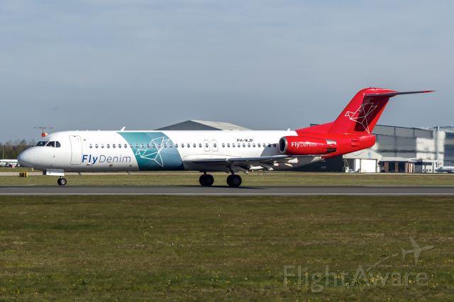 Fokker 100 (PH-MJP)