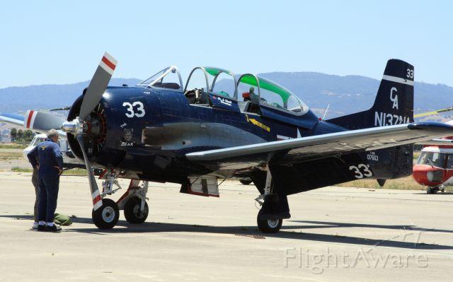 North American Trojan (N137NA) - Experimental T-28