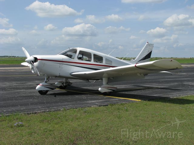 Piper Cherokee (N5AU) - Piper Cherokee 140