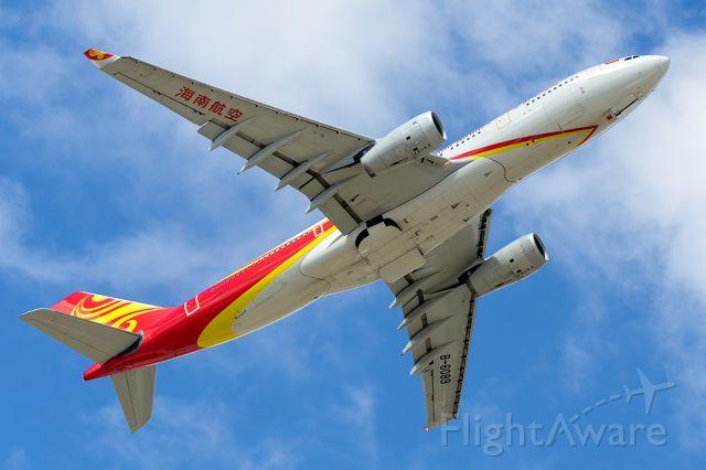 Airbus A330-200 (B-6089) - HU7994/CHH7994 to XIY Xi