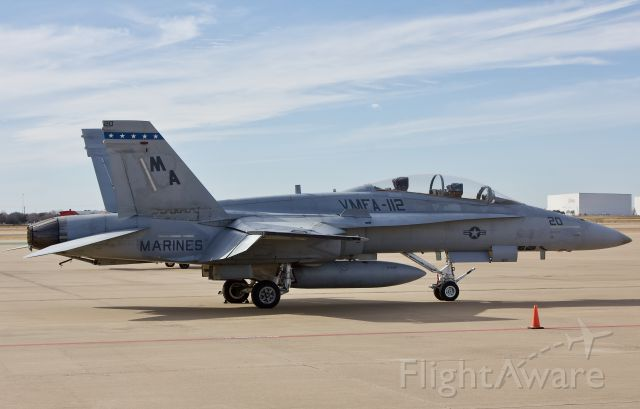 """McDonnell Douglas FA-18 Hornet (16-1733) - VMFA-112 """"Cowboys"""" F-18 Legacy Hornet (please view in """"full"""" for highest image quality)"""