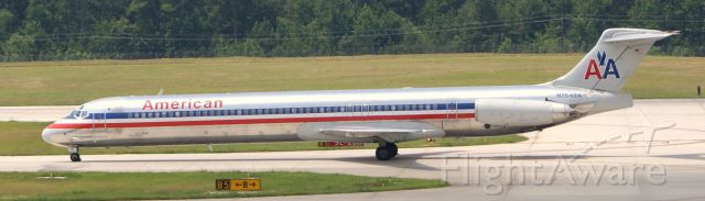 McDonnell Douglas MD-82 (N7542A)