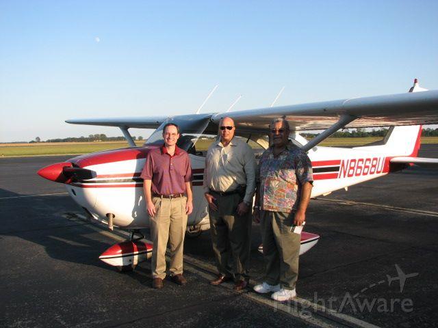 Cessna Skyhawk (N8668U)