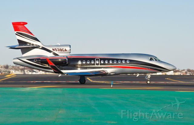 Dassault Falcon 900 (N539CA) - The very 1st upload ever of N539CA on FlightAware.Com !