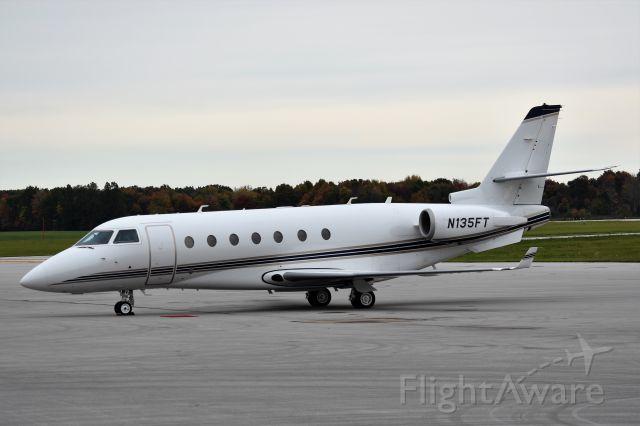 IAI Gulfstream G200 (N135FT) - Best at full size