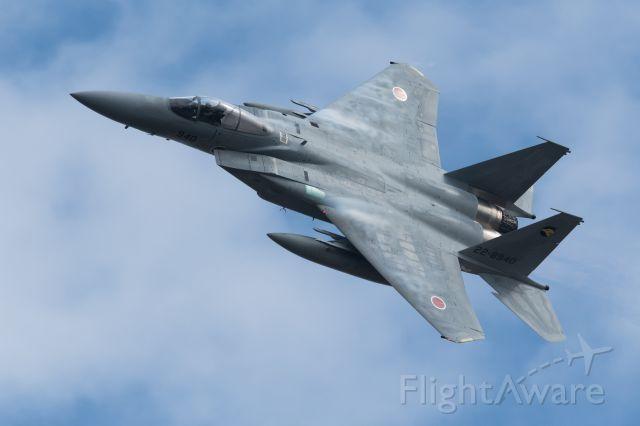 McDonnell Douglas F-15 Eagle (22-8940)