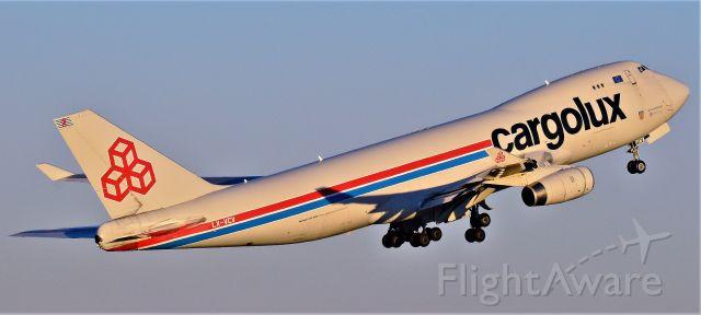 Boeing 747-400 (LX-VCV)