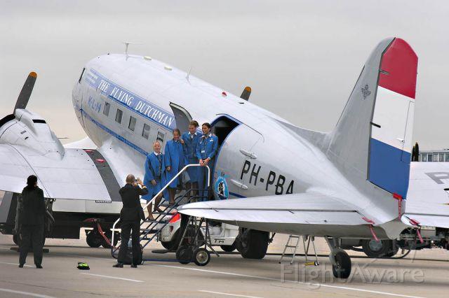 PH-PBA — - DC3
