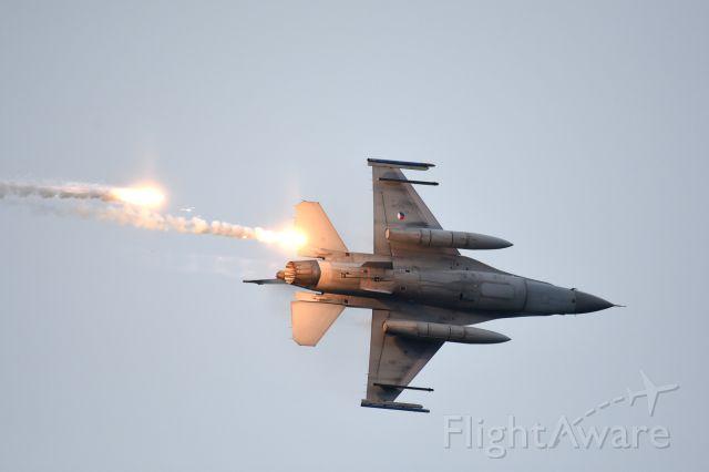 Lockheed F-16 Fighting Falcon — - Luchtmachtdagen 2016, Leeuwarden Netherlands