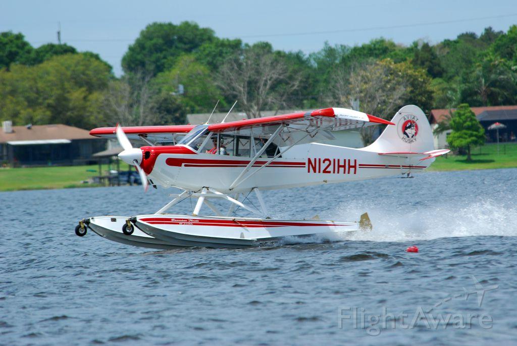 CHRISTEN Husky (N121HH) - 2013 Splash-in at Fantasy of Flight