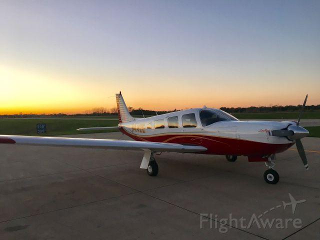 Piper Saratoga/Lance (N442E)