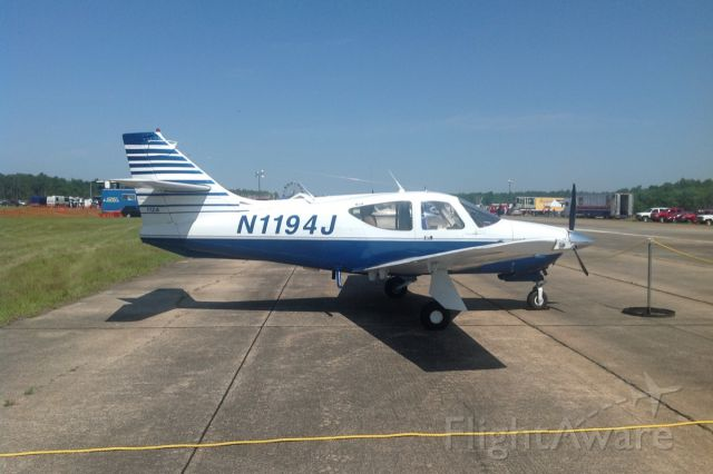 Rockwell Commander 114 (N1194J) - Sweet onion airshow 2012