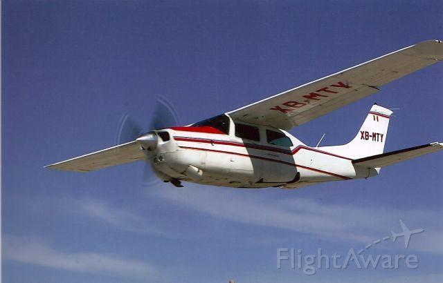 Cessna Centurion (XB-MTY)