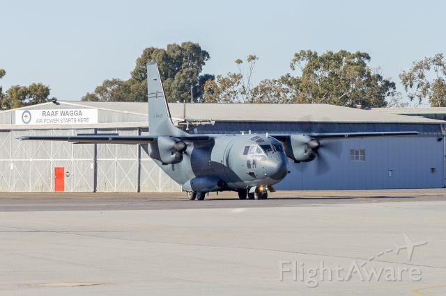 ALENIA Spartan (C-27J) (A34009) - Royal Australian Air Force (A34-009) Alenia C-27J Spartan at Wagga Wagga Airport