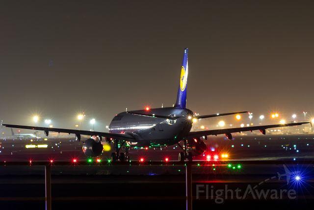 Airbus A321 (D-AISZ)