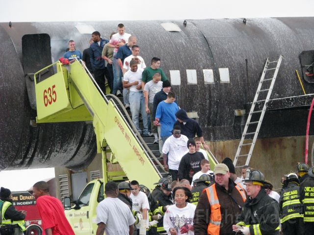 — — - ORD Mass Disaster Drill 2008
