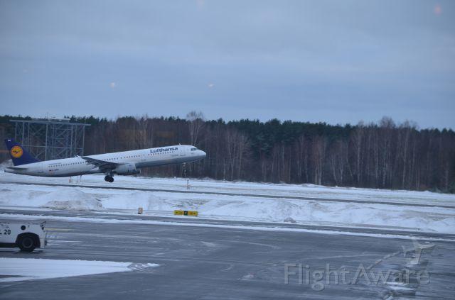 Airbus A320 (D-AIRN)