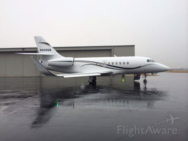Dassault Falcon 2000 (N409GB)