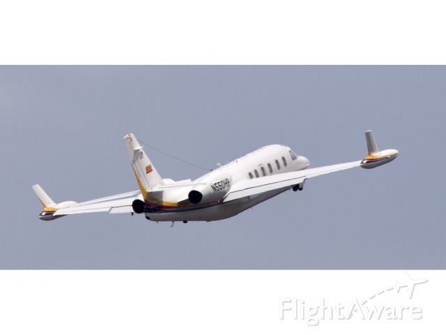 IAI 1124 Westwind (N550HB) - Note the winglets.