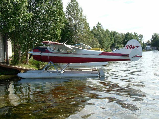 Cessna LC-126 (N9MT)