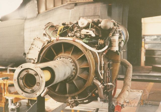 N23557 — - This turbine is a General Electric T 700 engine and quill shaft removed from the UH60 Blackhawk at NAS Jacksonville Fl.