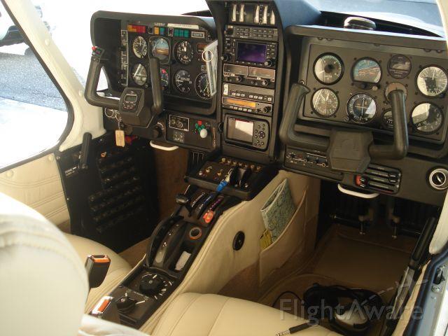 Socata TB-20 Trinidad (N358TB) - New Interior by Enrique