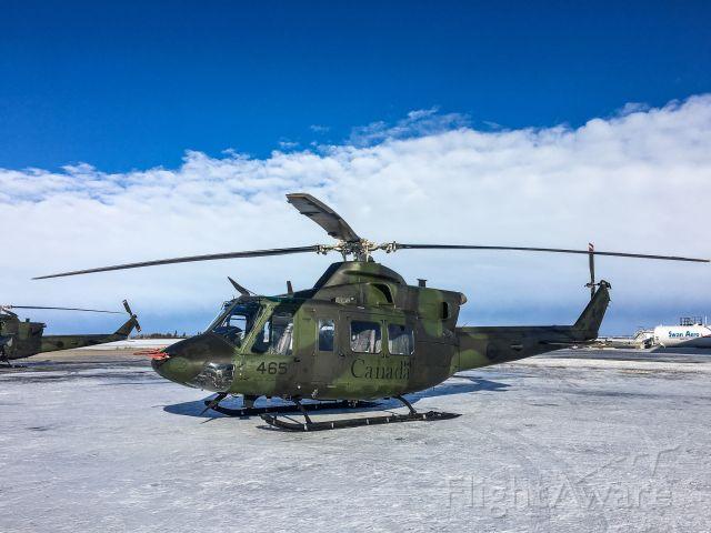 14-6465 — - Royal Canadian Air Force CH-146 Griffon at CYQU