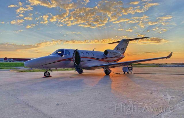 Cessna Citation CJ1 (PS-ITG)