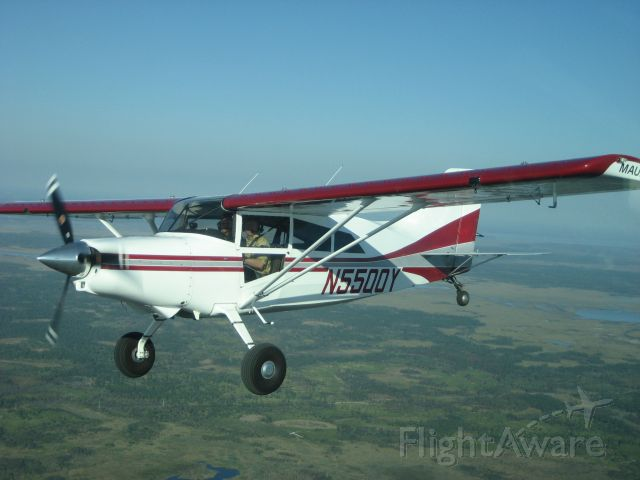 N5500Y — - Enroute to Titusville from Spruce Creek