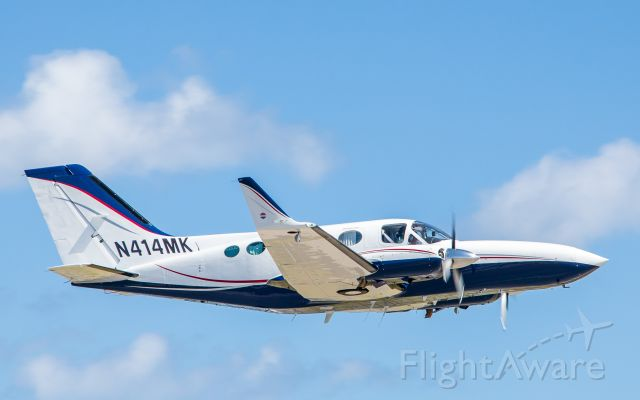 Cessna Chancellor (N414MK)