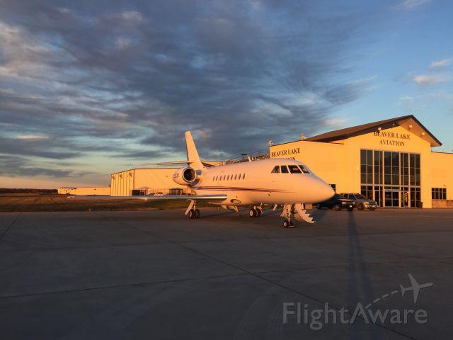 Dassault Falcon 2000 (N200JW)