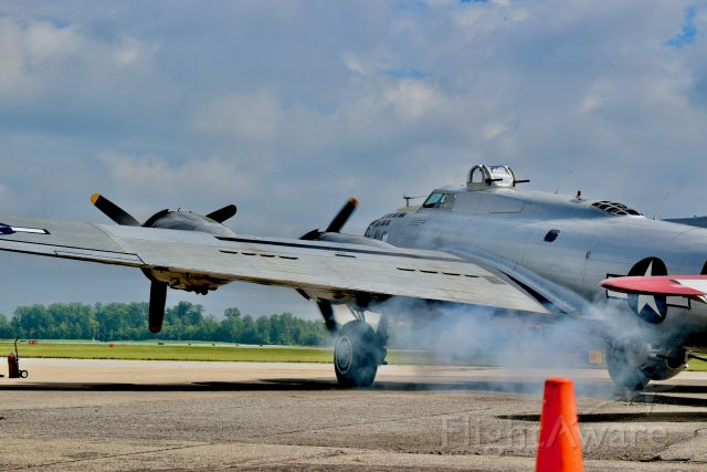 N5017N — - Aluminum Overcast lights #2,  September 7, 2019